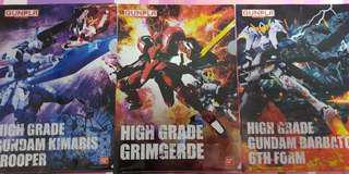 Gundam plastic folder