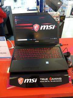 Laptop MSI Gaming Core i7 (Bisa Cicilan Tanpa Kartu kredit 3 Menit Aja)