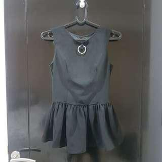 Cloth Inc Peplum Top