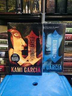 Kami Garcia | Unbreakable duology