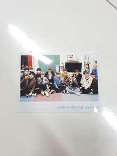 🚚 Wanna One Go Dvd Zero Base Rare Group Pc