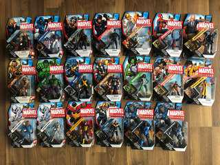 Marvel Universe series 2 Archangel and more (3.75)