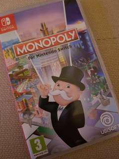 Switch game MONOPONY