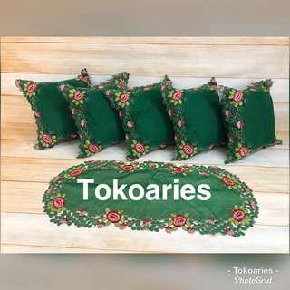 Sarung bantal sofa murah / SBK SET