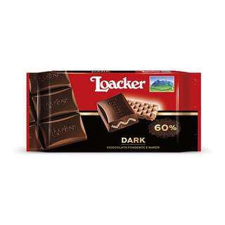 Loacker Chocolate Classic Dark
