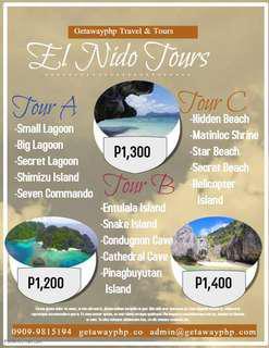 El Nido Tour Packages