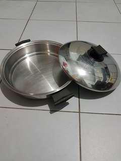 Rena steel pot