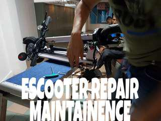 ESCOOTER REPAIR/MAINTAINENCE