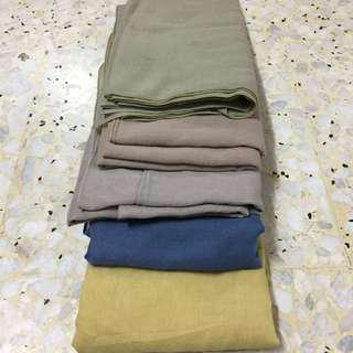 Bawal Cotton Voile