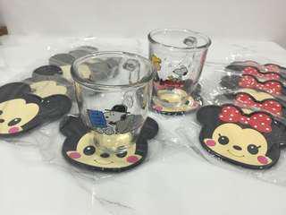 Mickey n Minnie Coaster