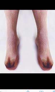 🚚 Animal feet socks