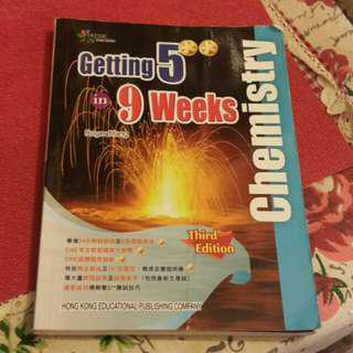 Chemistry Getting 5** in 9 weeks Biology (Third Edition)