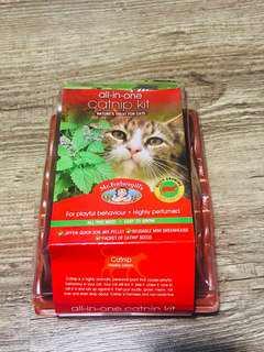 Catnip kit