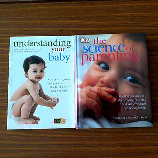 2 for $12: Understanding Your Baby; The Science of Parenting #1212