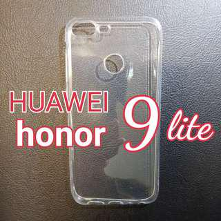 HUAWEI honor 9 lite Soft Silicone Transparent Phone Case