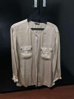Massimo Dutti Long Sleeves blouse