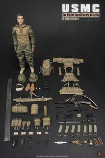 Same like soldier story, hot toys, DID, enterbay , dam toys, toys city, crazy dummy figures army US Air Force USAF Pararescue Jumper PJ Type C Afghanistan