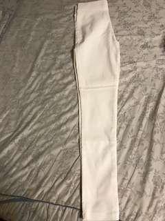 🚚 Pazzo窄管白褲