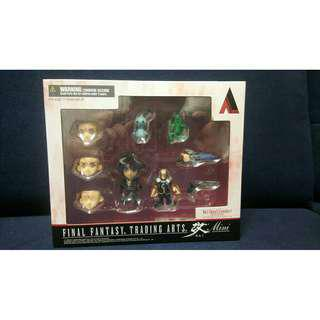 Square Enix Final Fantasy Trading Arts Kai Mini Squall Action Figure