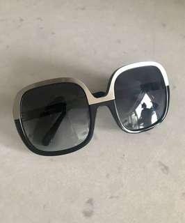 Black Designer Sunglasses