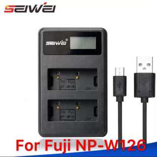 Fuji NP-W126 Batter charger(3rd party)
