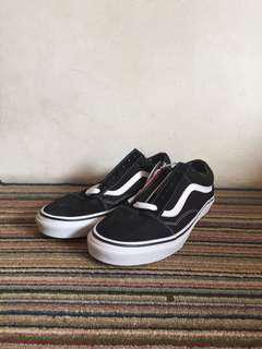 "Vans Old Skool ""Black/White"