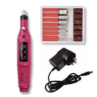 Electric Nail buffing drill
