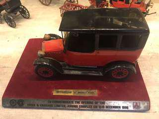 Selling Cheap! A very old car model! Collectors item.