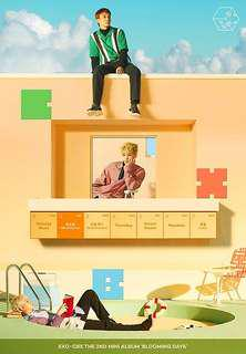 EXO-CBX BLOOMING DAYS POSTER