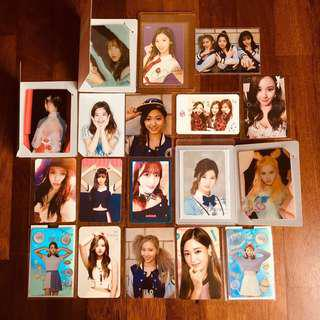 [New Year Sales!] Twice and I.O.I Photocards