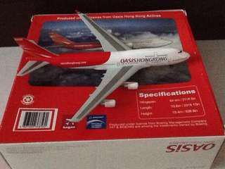 🚚 BOEING 747-400/1:400 OASiS HONGKONG