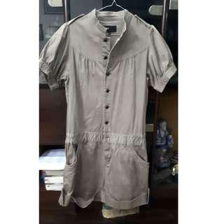 Jumpsuit ijo army