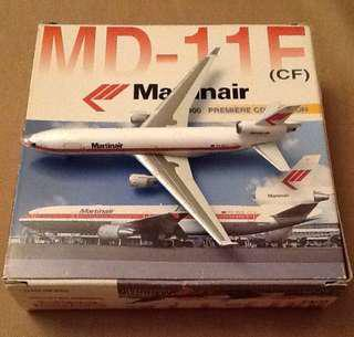 🚚 BRAND : DRAGON WINGS - MARTINAIR MD-11F (1:400)