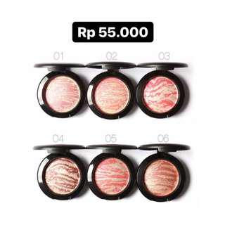 Focallure Baked Blush Highlighter and Blush 2in1