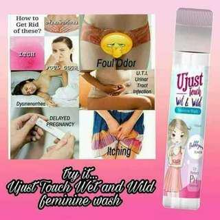 Ujust Feminine Wash