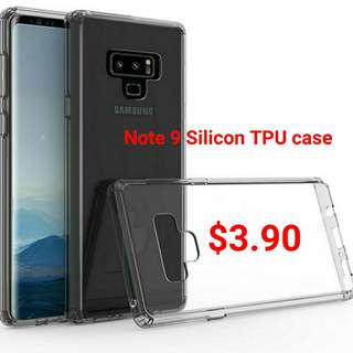 Note 9 silicon tpu case