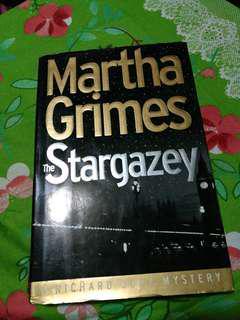 The Stargazey by Martha Grimes (A Richard Jury Mystery)