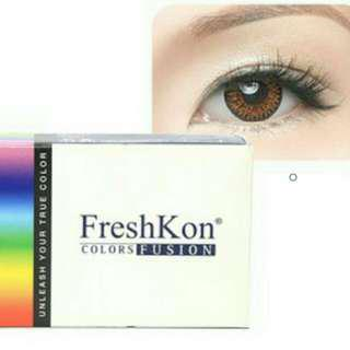 Freshkon Color Fusion Monthly -1.50