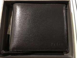 Pedro Leather Dompet Kulit Hitam