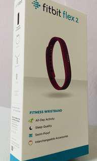 Fitbit Flex 2, brand new & sealed