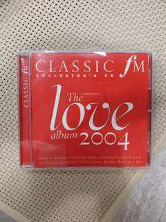 Classic Love Album CD