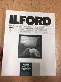 ILford 相紙