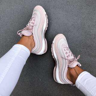 [POPULAR] Nike Air Max 97 Particle Rose Glitter