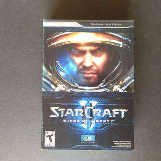 Starcraft 2 Wings of Liberty (used)