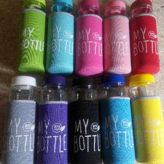 My Bottle 500 Ml Gratis Pouch Busa
