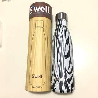 🦄美國 著名Swell 保暖保溫瓶 熱水壺 冷熱水樽 真空樽  Thermos Bottle Zebra 斑馬