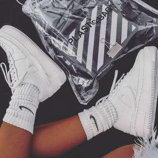 Nike Air Force 1 Jester White