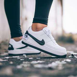 Nike Air Force 1 Jester Black White