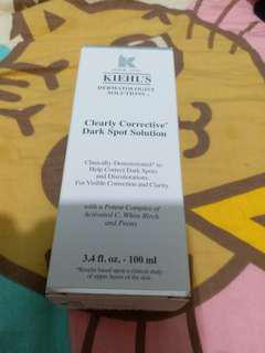 (美國購入,有單)kiehl's 美白淡斑精華100ml(包順豐)