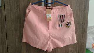 ( NEW ) Pink Shorts #UNDER90  #MY1010